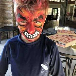 Colors by Air - Face Painter in Corona, California