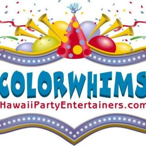 Hawaii Face Painting and Balloons - ColorWhims