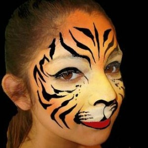 Colorz Face Painting - Face Painter / Party Inflatables in Modesto, California