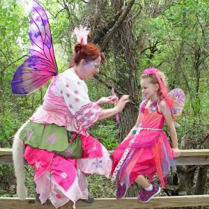 Columbine the Cat Fairy - Children's Party Entertainment / Storyteller in Aurora, Missouri
