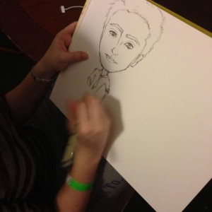 Golden Bell Entertainment - Caricaturist in Roslyn, New York