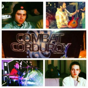 Combat Corduroy - Americana Band in Kalamazoo, Michigan