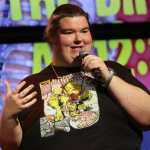 Comedian Alex Ansel