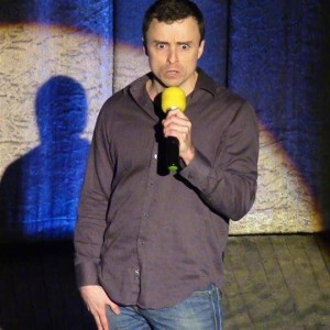 Comedian Andy Hartley - Stand-Up Comedian in Los Angeles, California