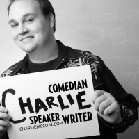 Comedian Charlie McCoin - Comedian / Motivational Speaker in Nashville, Tennessee
