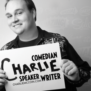 Comedian Charlie McCoin - Comedian in Nashville, Tennessee