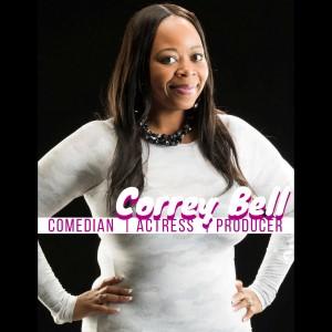 Comedian Correy Bell