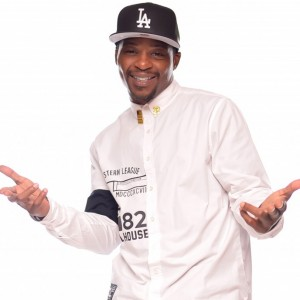 Comedian DJ George - Stand-Up Comedian / Voice Actor in Montgomery, Alabama