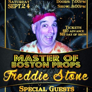 Comedian Freddie Stone - Comedian / College Entertainment in Bangor, Maine