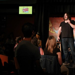 Comedian Patrick Higgins - Stand-Up Comedian in Seattle, Washington