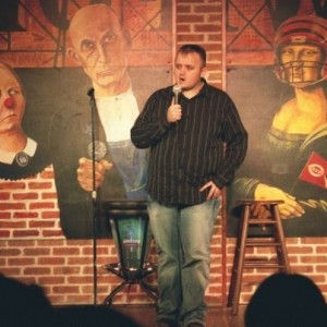 Comedian Rich Jones