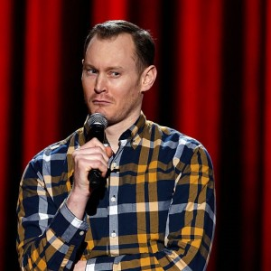 Comedian Steve Macone