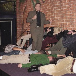 Comedy-Hypnotist, Gary Conrad - Hypnotist / Interactive Performer in Charlotte, North Carolina