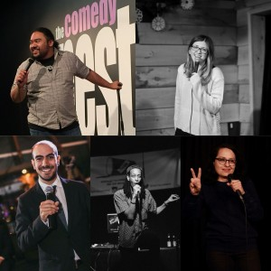 Comedy as a Second Language - Comedy Show in Toronto, Ontario