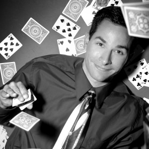 Comedy Magic of Joe Cole - Comedy Magician in Omaha, Nebraska