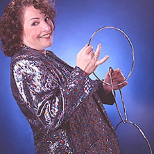 Comedy Magician Debbie Leifer - Comedy Magician in Atlanta, Georgia