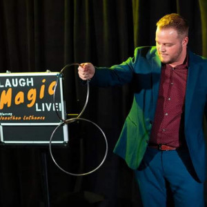 Comedy Magician Jonathon LaChance