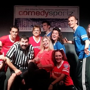 Comedy Sportz San Antonio - Comedy Improv Show in San Antonio, Texas
