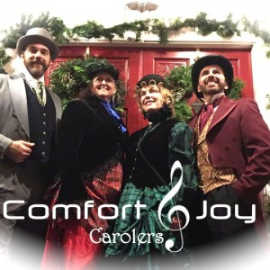 Comfort & Joy Carolers - Christmas Carolers in Napa, California