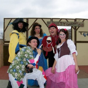 Commedia Mania - Comedy Show in Mansfield Center, Connecticut
