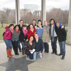 Common Sound - A Cappella Group in Boston, Massachusetts