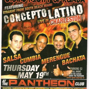 Grupo Concepto Latino - Latin Band / Cumbia Music in Hollywood, Florida