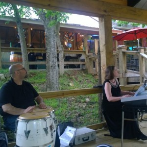 CongaKeyz Jazz Duo - Latin Jazz Band in Bella Vista, Arkansas
