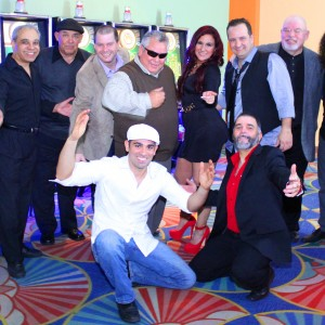 Conjunto Impacto - Salsa Band in Miami, Florida