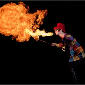 Connexus - Fire Performer in Edmonton, Alberta