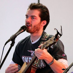 Connor Chapman - Singer/Songwriter / Singing Guitarist in State College, Pennsylvania