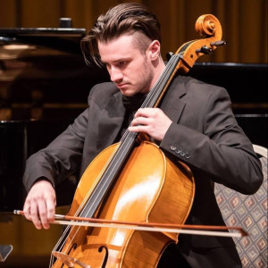 Connor Cornick, Cellist - Cellist in Ottawa, Ontario