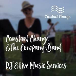 Constant Change & The Company Band - Wedding Band in Pensacola, Florida