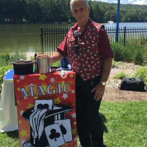 Constantine Magic - Children's Party Magician / Halloween Party Entertainment in Fort Myers, Florida