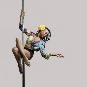Contemporary Pole Dance - Acrobat in Atlanta, Georgia