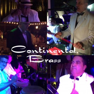 Continental Brass - Latin Band in Miami, Florida