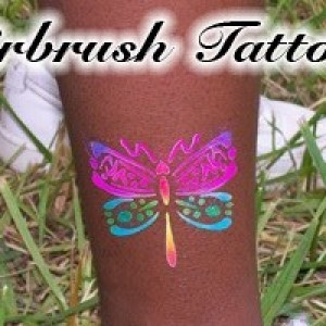 Contours Face and Body Painting - Temporary Tattoo Artist / Airbrush Artist in Seattle, Washington