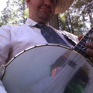 Pancho Banjo (Francis Brennan) - Banjo Player in Olympia, Washington