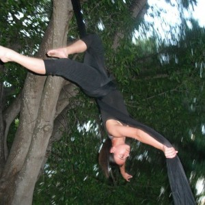 Cookie Dee - Aerialist in St Petersburg, Florida