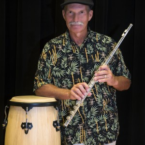 Cool Jazz Flute - One Man Band / Percussionist in Chapel Hill, North Carolina