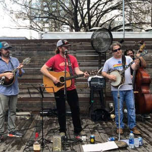 Cooper's Uncle - Bluegrass Band in Austin, Texas