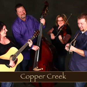 Copper Creek - Bluegrass Band / Country Band in Rochester, Minnesota
