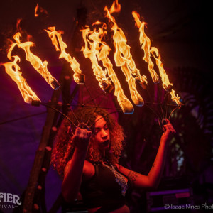 Cora-Sol - Fire Performer in Terryville, Connecticut