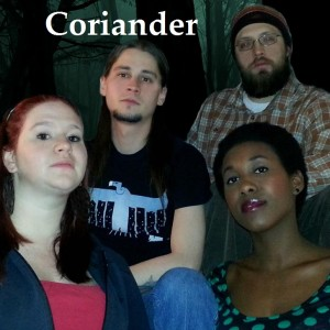 Coriander - Alternative Band in Norfolk, Virginia