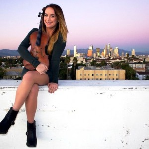 Corinne Sobolewski, viola - Viola Player in Los Angeles, California