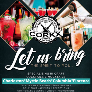 Corkx Bartending Services - Bartender / Holiday Party Entertainment in Charleston, South Carolina