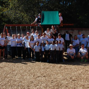 Corporate Team-Building Service Projects