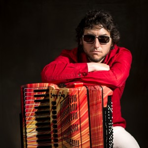Cory Pesaturo - Accordion Player in Cumberland, Rhode Island
