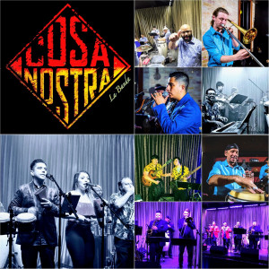 Cosa Nostra La Banda - Salsa Band / Merengue Band in Austin, Texas