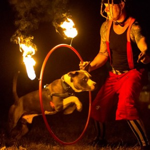 Cosmic Karma - Fire Performer in Hartwick, New York