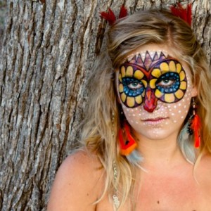Cosmic Nomad Body Art - Face Painter in San Antonio, Texas